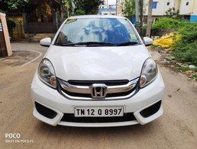 Honda Amaze SX i DTEC 2016 MT for sale in Chennai