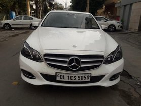 2014 Mercedes Benz E-Class AT 2009-2013 for sale at low price in New Delhi