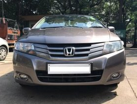 Used Honda City 1.5 V AT car at low price in Thane
