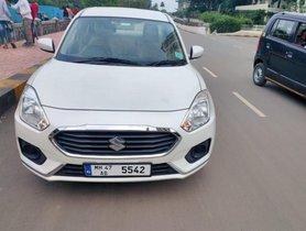 Used Maruti Suzuki Dzire AMT VDI AT car at low price in Thane