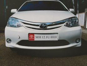 Toyota Etios 2010-2012 GD SP MT for sale in Nashik