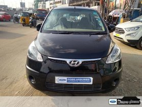 Used Hyundai i10 Magna 1.2 2008 MT for sale in Hyderabad