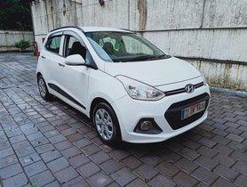 Used 2014 Hyundai i10 Sportz MT for sale in Thane