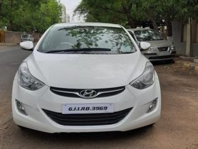 Hyundai Elantra 2012-2015 CRDi SX AT for sale in Ahmedabad