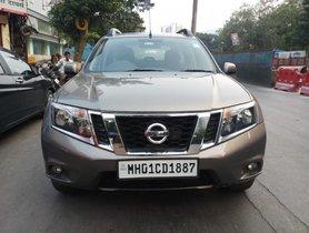 Used Nissan Terrano MT car at low price in Mumbai
