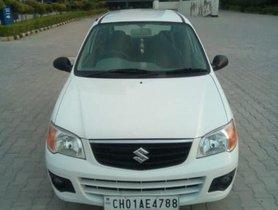 Used Maruti Suzuki Alto K10 VXI 2010 MT for sale in Chandigarh
