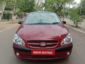 Used 2009 Hyundai Getz GL MT for sale