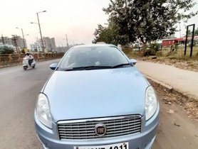 Used Fiat Linea 1.3 Dynamic MT car at low price in Pune