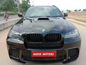 Used 2011 BMW X6 xDrive30d AT for sale in Ahmedabad
