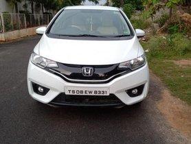 Honda Jazz 1.5 VX i DTEC MT for sale in Hyderabad