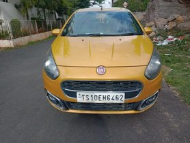 Used Fiat Punto 1.3 Emotion MT car at low price in Hyderabad