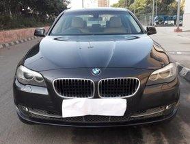 Used BMW 5 Series AT 2013-2017 car at low price in New Delhi
