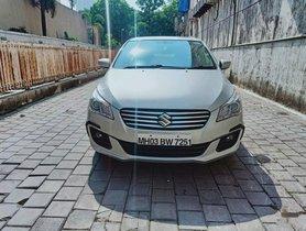 Used 2015 Maruti Suzuki Ciaz MT for sale in Thane