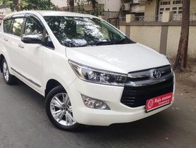 Toyota Innova Crysta 2.8 ZX AT for sale in Ahmedabad