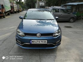 Volkswagen Ameo 2016 MT for sale in Thane