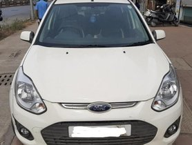 Used Ford Figo MT car at low price in Pune