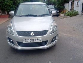 2015 Maruti Suzuki Swift VDI MT for sale at low price in Hyderabad