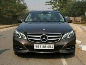 Mercedes Benz E-Class 2009-2013 E250 CDI Avantgarde 2014 AT for sale in New Delhi