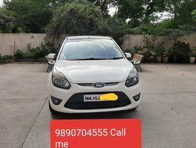 Used Ford Figo Diesel ZXI 2010 MT for sale in Pune