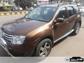 Used Renault Duster MT car at low price in Pune