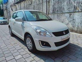 Maruti Suzuki Swift VXI 2015 MT for sale in Thane