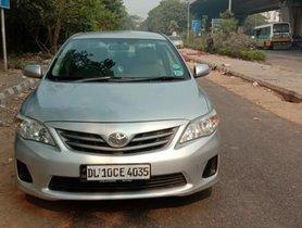 Used 2013 Toyota Corolla Altis MT for sale in New Delhi