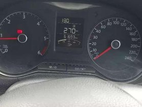 Used 2015 Volkswagen Polo MT for sale in Karur