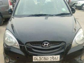 2010 Hyundai Verna GL DIesel MT for sale in New Delhi