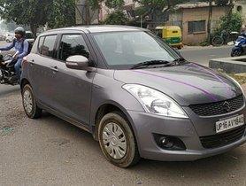 2011 Maruti Suzuki Swift VXI Petrol MT for sale in Noida