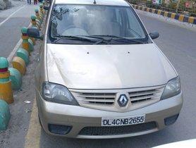 2007 Mahindra Renault Logan Petrol MT for sale in New Delhi