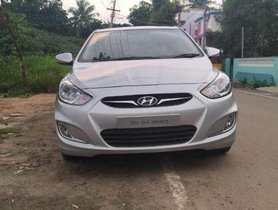 2014 Hyundai Verna MT for sale in Madurai at low price
