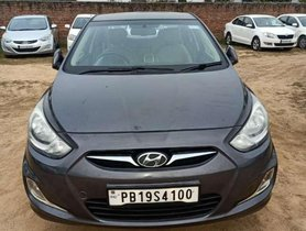 Used Hyundai Verna 1.6 CRDi SX 2013 MT for sale in Chandigarh