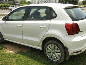 Volkswagen Polo Comfortline Diesel, 2015, Diesel MT for sale in Ahmedabad