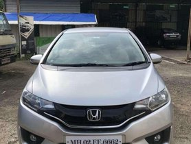 Honda Jazz V Automatic, 2016, Petrol AT for sale in Thane