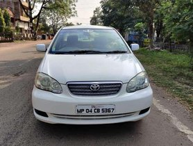 Toyota Corolla H1 1.8J, 2007, Petrol MT for sale in Bhopal