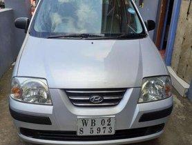 Hyundai Santro Xing GLS, 2004, Petrol MT for sale in Kolkata
