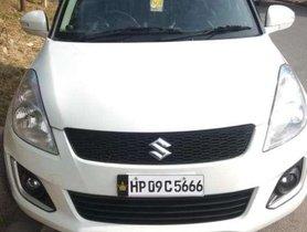 2016 Maruti Suzuki Swift VXI MT for sale in Chandigarh