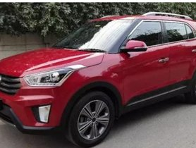 2016 Hyundai Creta SX Plus Petrol AT for sale in New Delhi