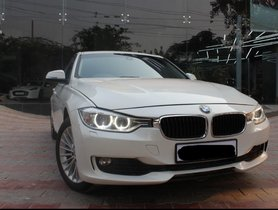 2015 BMW 3 Series 320D Diesel AT for sale in New Delhi