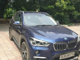 2017 BMW X1 Diesel AT for sale in New Delhi