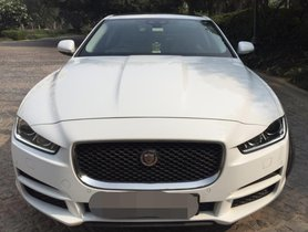 2017 Jaguar XE Prestige Petrol AT for sale in New Delhi