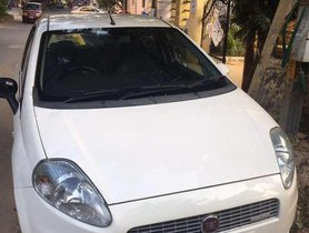 Used Fiat Punto 1.3 Emotion MT for sale in Hyderabad