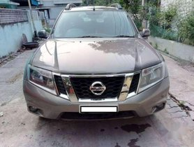 Used Nissan Terrano, 2015, Diesel MT for sale in Chennai