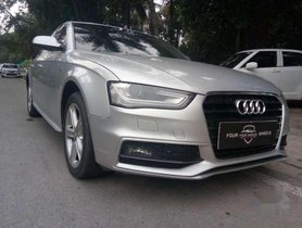 Audi A4 2013 AT for sale in Nagar