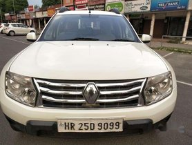 Used Renault Duster 85 PS RxL Diesel, 2013, MT for sale in Chandigarh
