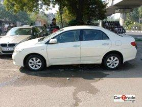 Toyota Corolla Altis 2008-2013 G MT for sale in New Delhi