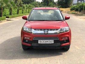 Maruti Vitara Brezza VDi Option MT For sale in New Delhi