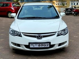 2008 Honda Civic AT for sale at low price in Mumbai