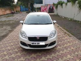 Fiat Linea Active 1.3 L Advanced Multijet Diesel, 2014, Diesel MT for sale in Pune