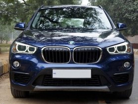 2016 BMW X1 sDrive20d Expedition AT for sale in New Delhi